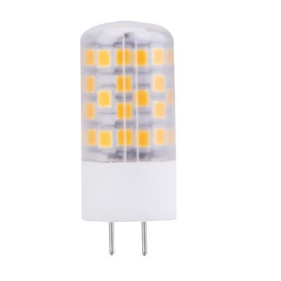 4W Frosted GY6.35/Bi-pin LED Light Bulb Bulb Temperature: 3000K