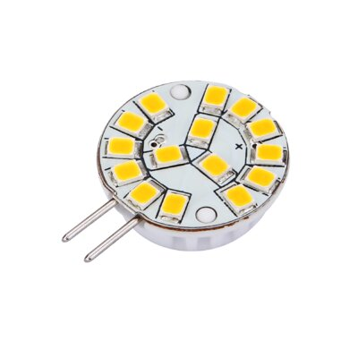 2W G4/Bi-pin LED Light Bulb Bulb Temperature: 2700K