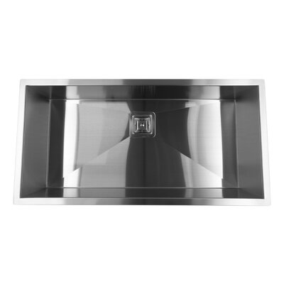 36 x 10 Undermount Kitchen Sink