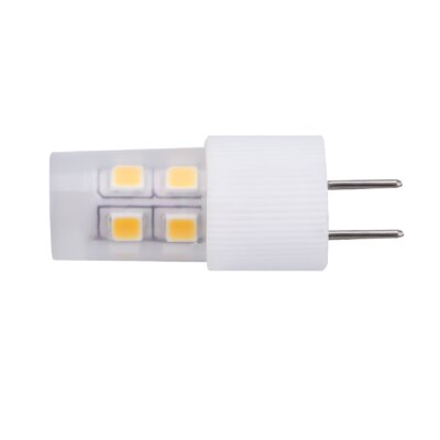 2W Frosted G4/Bi-pin LED Light Bulb Bulb Temperature: 2700K