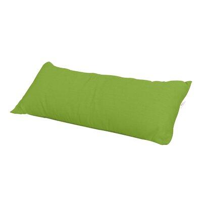 Ellerman Sunbrella Outdoor Lumbar Pillow Color: Green