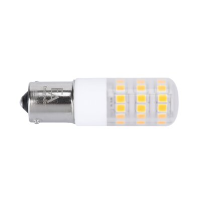 4W Frosted BA15d/Bayonet LED Light Bulb Bulb Temperature: 2700K