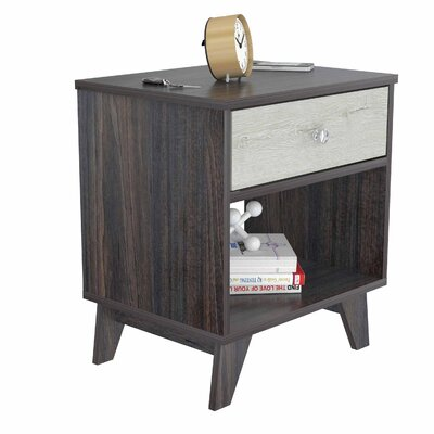 Pinkerton 1 Drawer Nightstand