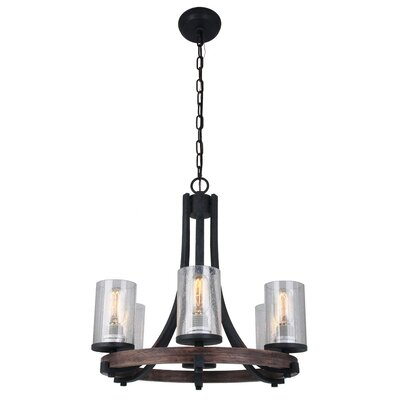 Landover 6-Light Candle-Style Chandelier