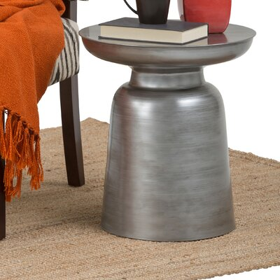 Toby Metal End Table