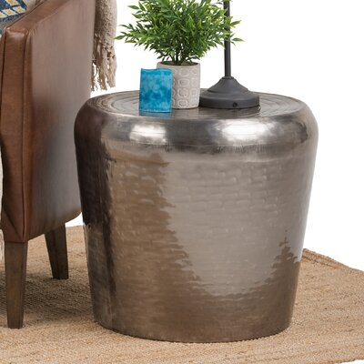 Troy Metal End Table