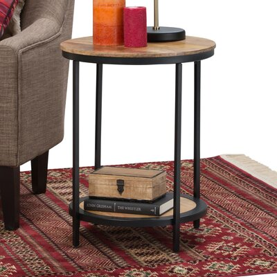 Jenna Round End Table