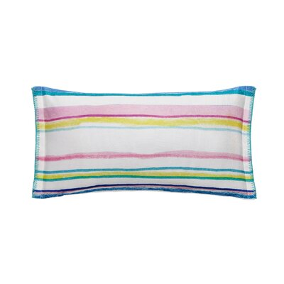 Kech Stripe 100% Cotton Throw Pillow