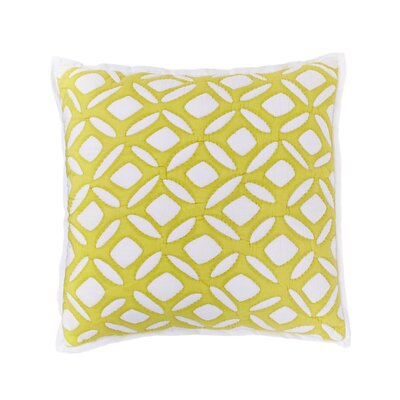 Abella Quilted 100% Throw Pillow