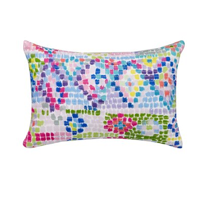 Simo 100% Cotton Throw Pillow