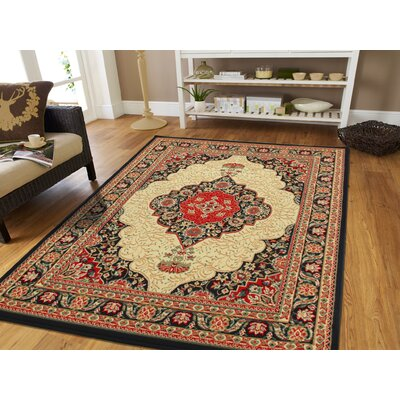 Kulas Indoor/Outdoor Area Rug Rug Size: Rectangle 5 x 8