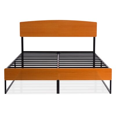 Eyre Metal Platform Bed Size: Full/Double