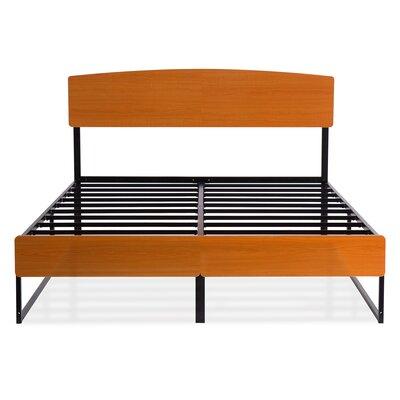 Eyre Metal Platform Bed Size: Queen