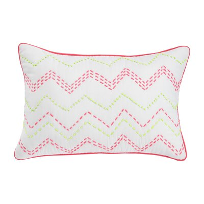 Palette 100% Cotton Throw Pillow