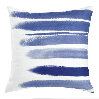 Painted Brushstrokes Throw Pillow