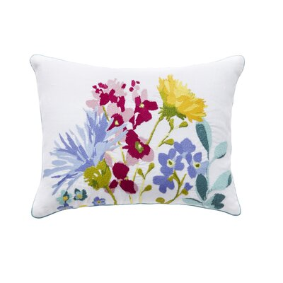 Tetbury Meadow 100% Cotton Throw Pillow