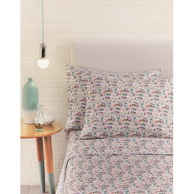 Rowan Pillowcase Pair Size: King