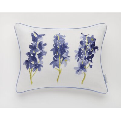 Bluebell Woods 100% Cotton Throw Pillow