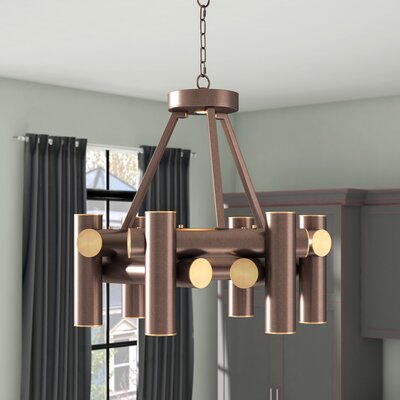 Caulfield 7-Light LED Mini Chandelier