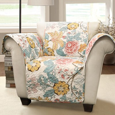T-Cushion Arm Chair Slipcover