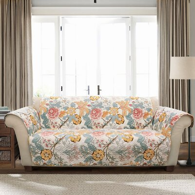 T-Cushion Slipcover Size: 75 H x 94 W x 39 D, Slipcover Type: Loveseat