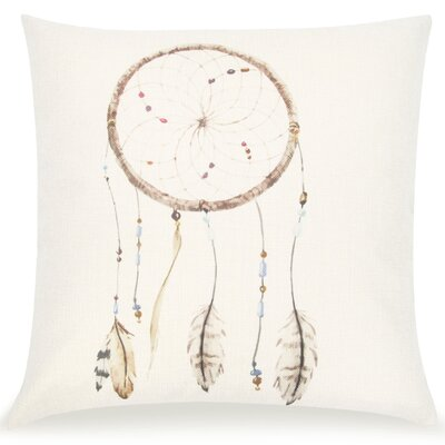 Benefield Dream Catcher Throw Pillow