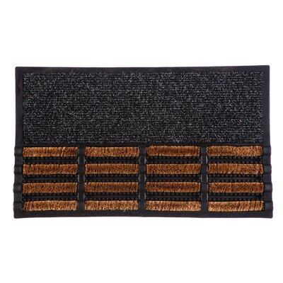 DeLussey Coir Brush Doormat