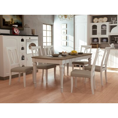 Pillsbury 7 Piece Dining Set