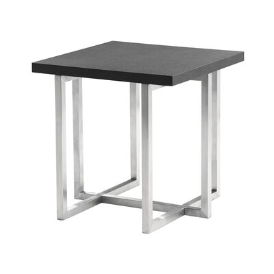 Hummer Contemporary End Table