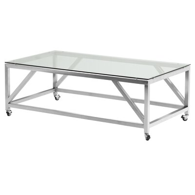 Humble Contemporary Rectangular Coffee Table