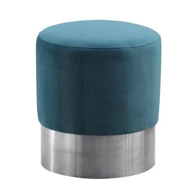 Klass Ottoman Upholstery: Green