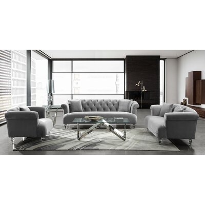 Fields Contemporary Configurable Living Room Set