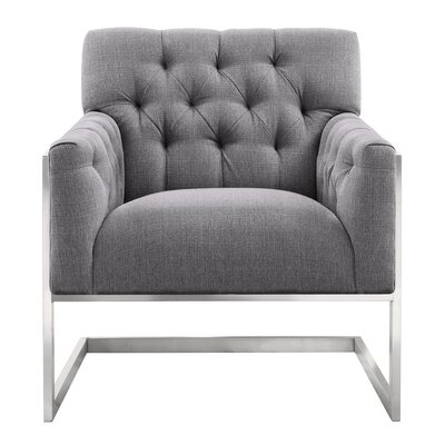Humberto Contemporary Armchair