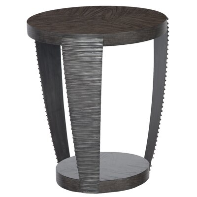 Lakeview Round End Table