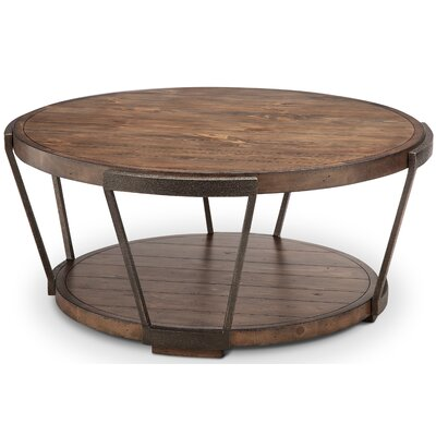 Bruno Round Coffee Table