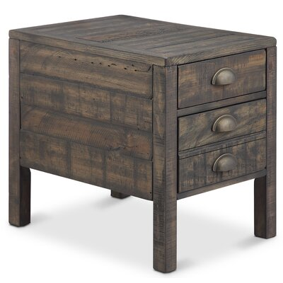 Claremont Rectangular End Table