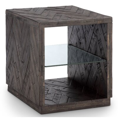 Chaisson Rectangular End Table