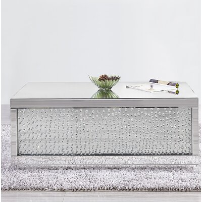 Larock Crystal Coffee Table