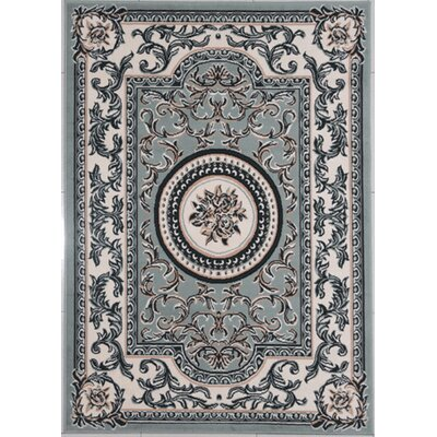 Leeper Light Gray Area Rug