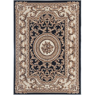 Lehn Brown Area Rug Rug Size: Rectangle 711 x 910