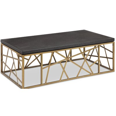 Destefana Rectangular Coffee Table