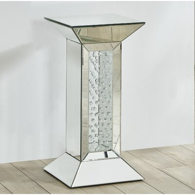 Latrell Crystal End Table