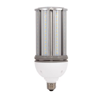 36W E26/Medium LED Light Bulb Bulb Temperature: 5000K, Voltage: 347V