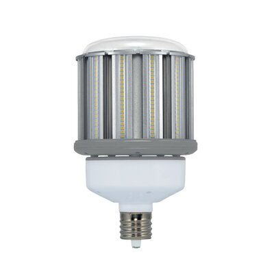 E39/Mogul LED Light Bulb Wattage: 80W, Bulb Temperature: 5000K, Voltage: 277V
