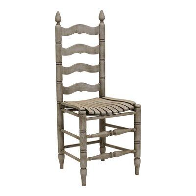 Bensonhurst Solid Wood Dining Chair (Set of 2)