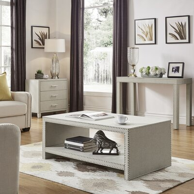 Jefferson Place 3 Piece Coffee Table Set