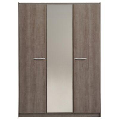 Spraggins 3 Door Wardrobe Armoire