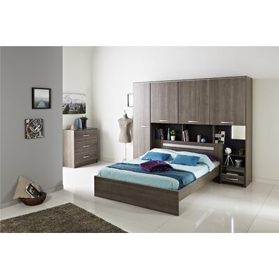 Spraggins Platform Bed Size: Queen