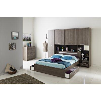 Spraggins Storage Panel Bed