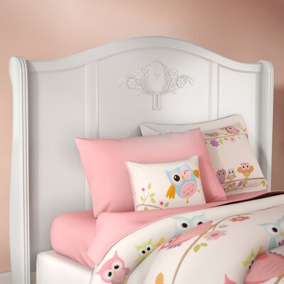 Maia Panel Headboard Size: Twin